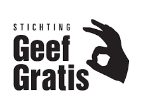 Steun ons via GeefGratis