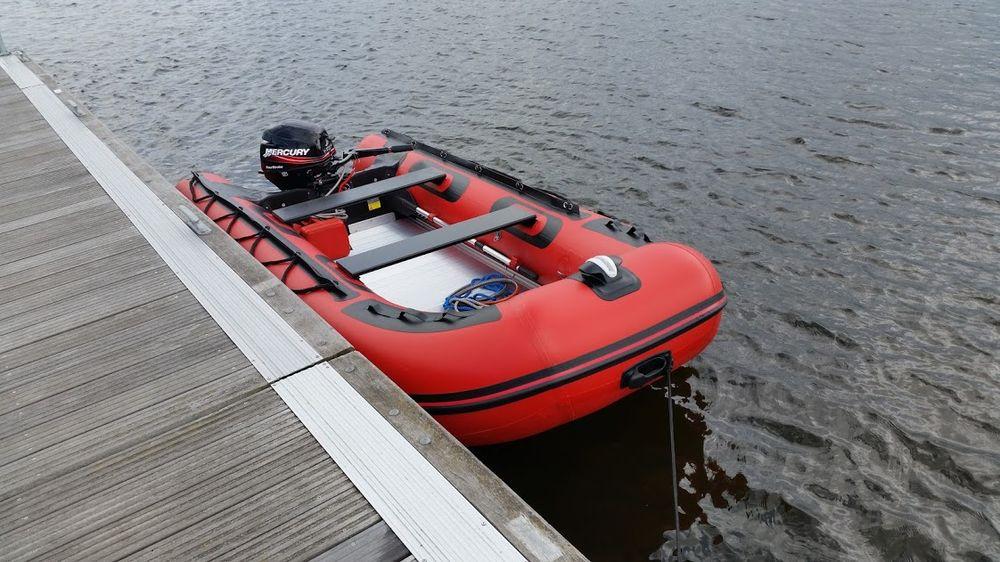 Volgboot Sailability Bij Het Spaarne In Haarlem