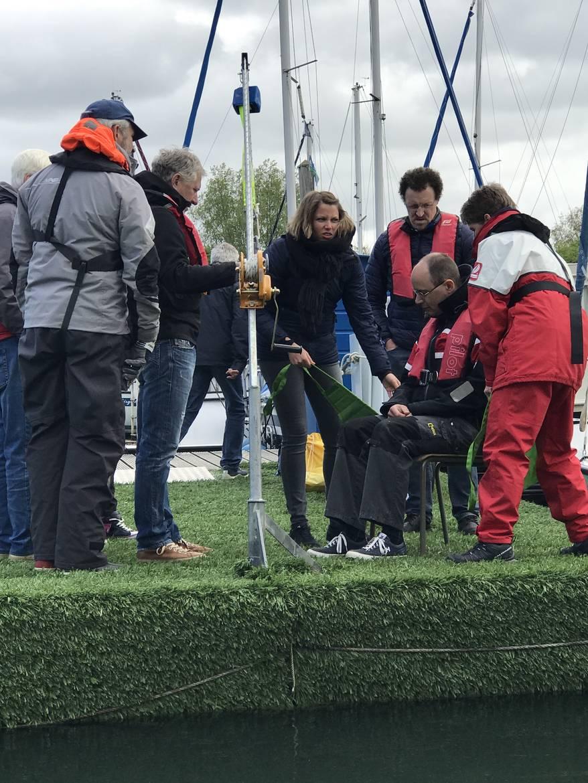 WSV Giesbeek Zeilen met een beperking - Sailability Locatie