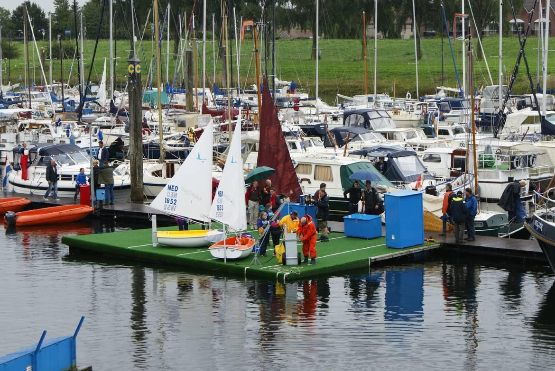 WSV Giesbeek Zeilen Voor Gehandicapten - Sailability Locatie