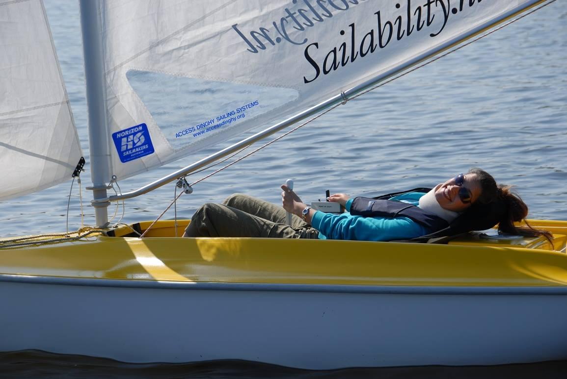 WSV De Koenen Amsterdam Zeilen Voor Gehandicapte - Sailability