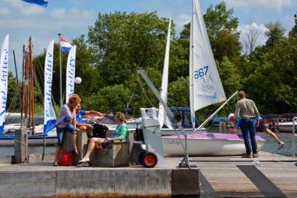 Sailability Kortenhoef-Loosdrecht - Zeilen met een handicap