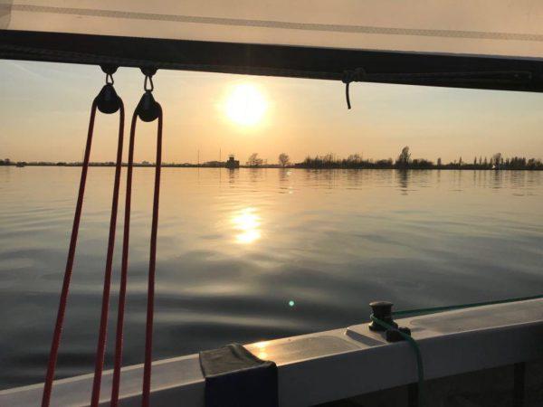 Zeilen met een handicap bij Sailability Sneek Friesland
