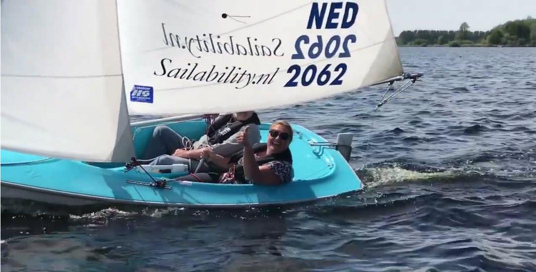 KWV De Kaag Sailability Locatie In Warmond