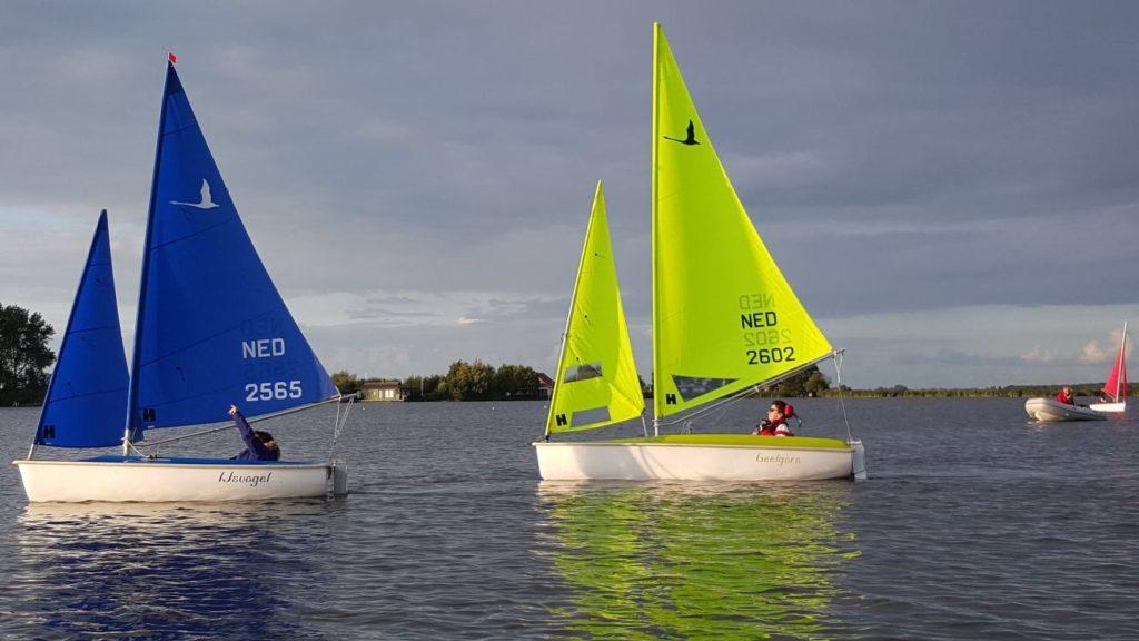 KWV Frisia Grou Sailability In Friesland - zeilen met een handicap