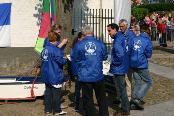 Sailability Limburg Thorner Zeilclub Thorn Vrijwilligers