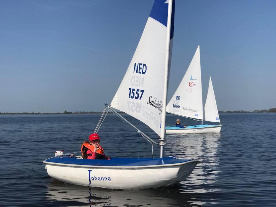 SAZS Aangepast Zeilen Sneek Friesland- Sailability