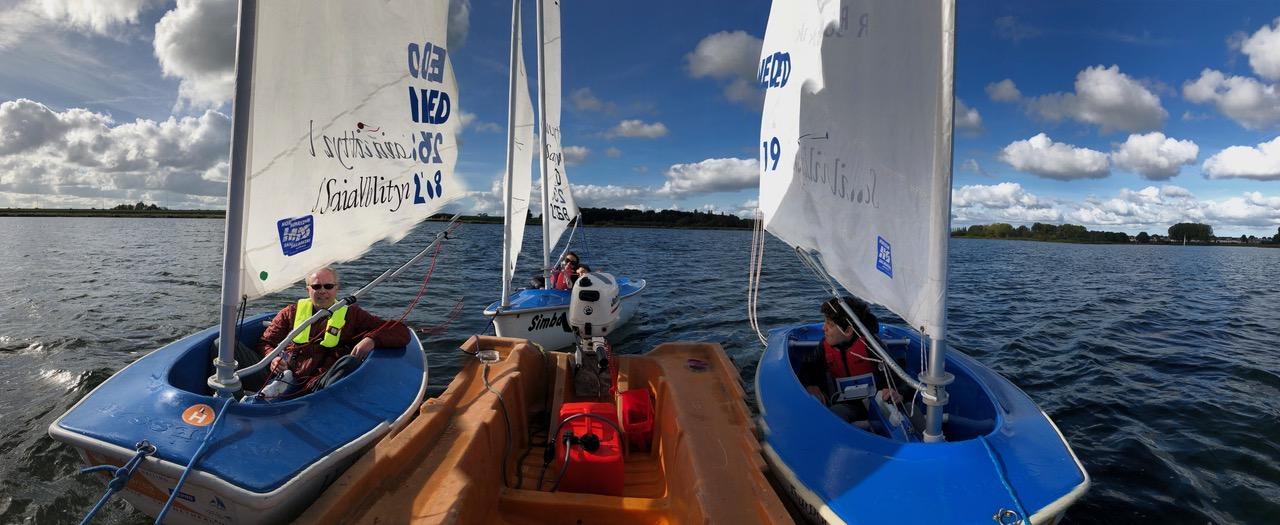 Sailability In Ouderkerk Bij WSV Ouderkerkerplas