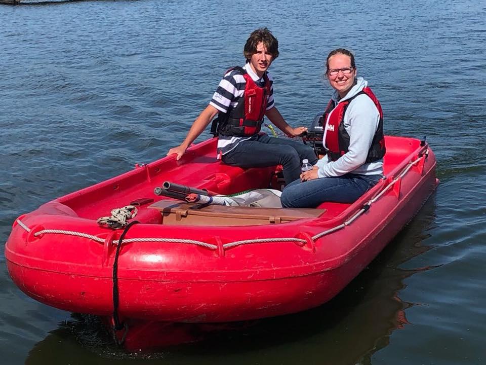 WSV Het Bovenwater Lelystad Sailability Locatie