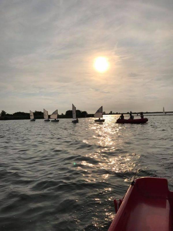 Zeilen Met Sailabiltiy Gehandicapten Sport In Lelystad