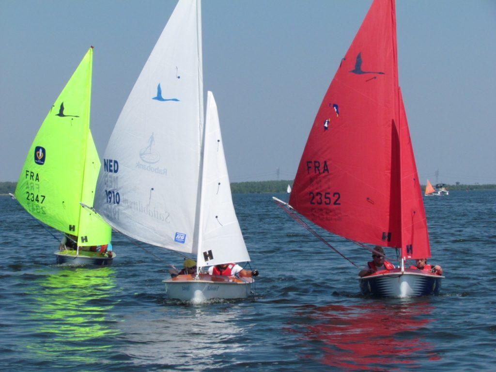 Zeilen Met Een Handicap Bij Sailability WV Zeewolde