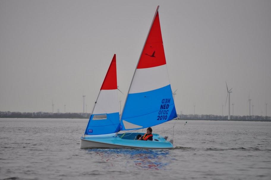 Zeilen Met Een Handicap Bij Sailability Zeewolde
