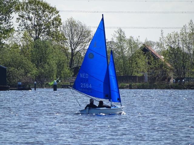 Sailability Spaarne Haarlem - zeilen met een handicap