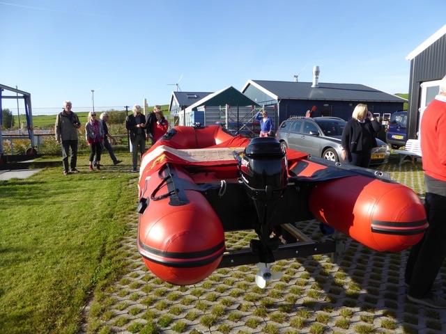 Zeilen met een beperking - Sailability Spaarne Haarlem