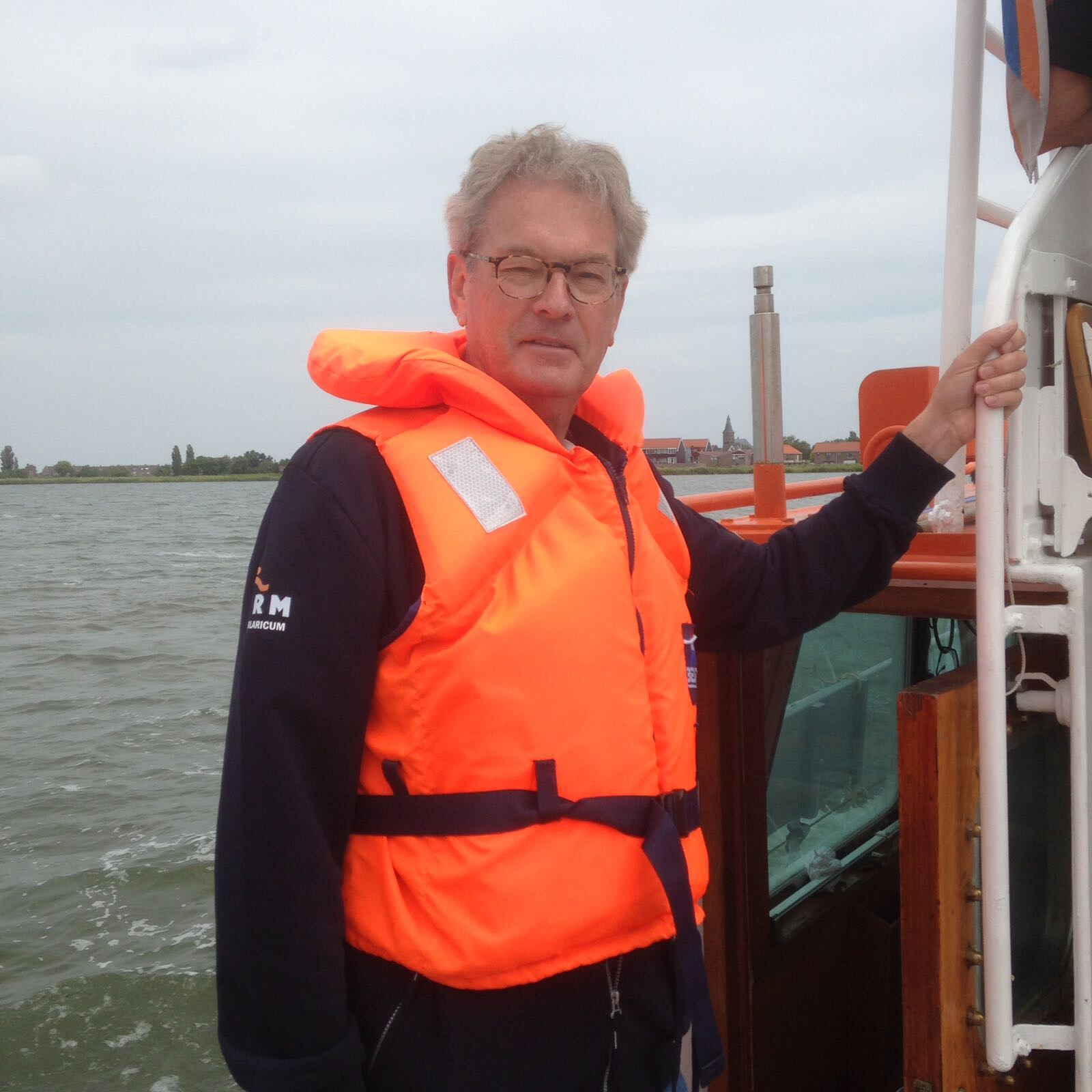 Evert Breuker Bestuurslid Sailability