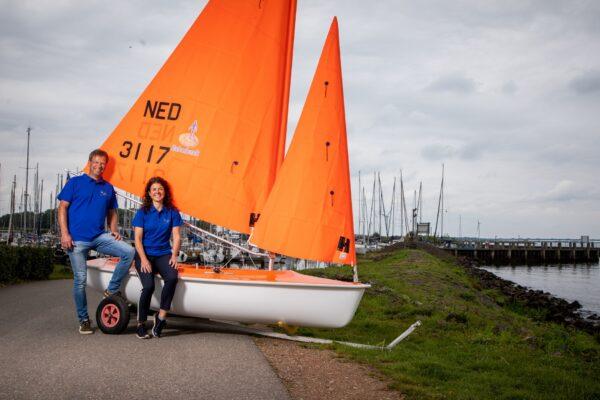 Sailability Bij Watersport Vereniging Willemstad