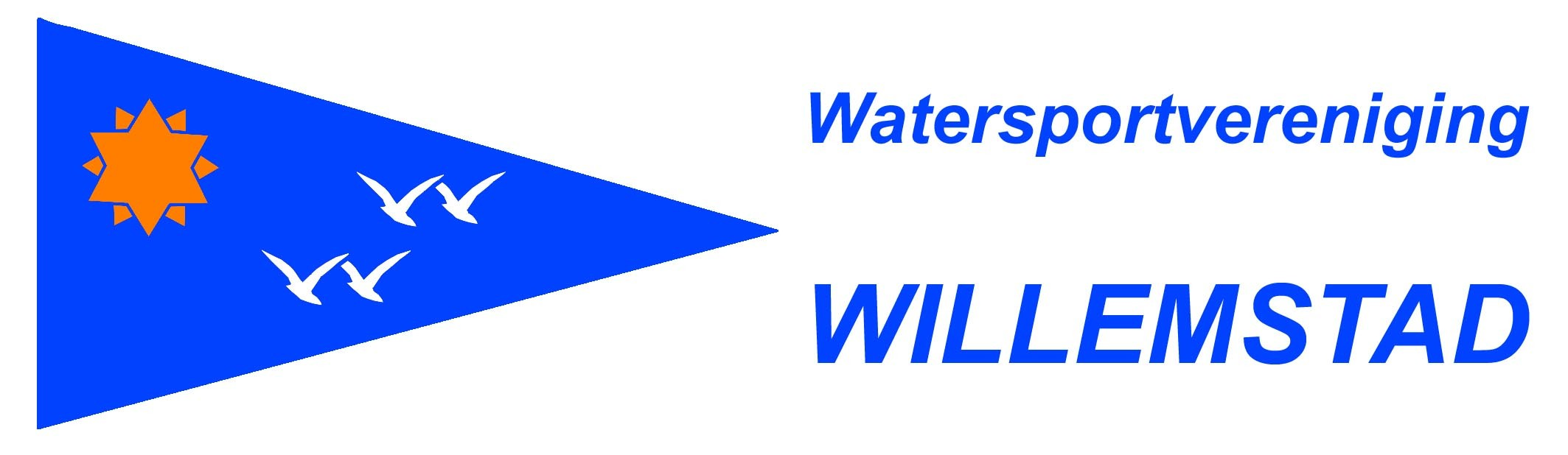 Logo Watersport Vereniging Willemstad