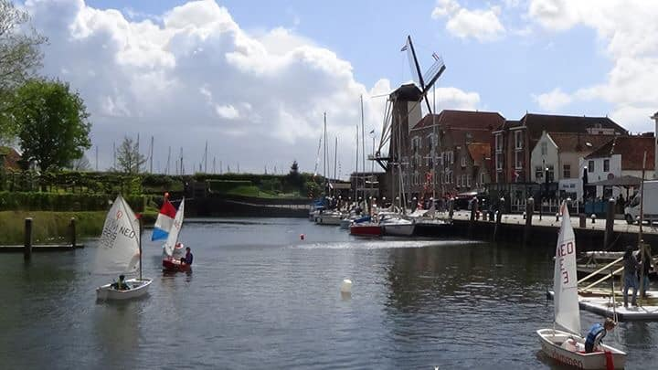 Sailability Bij Watersport Vereniging Willemstad